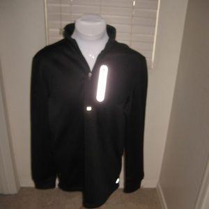 Fila Sport 1/2 Zip Pullover - Black XXL